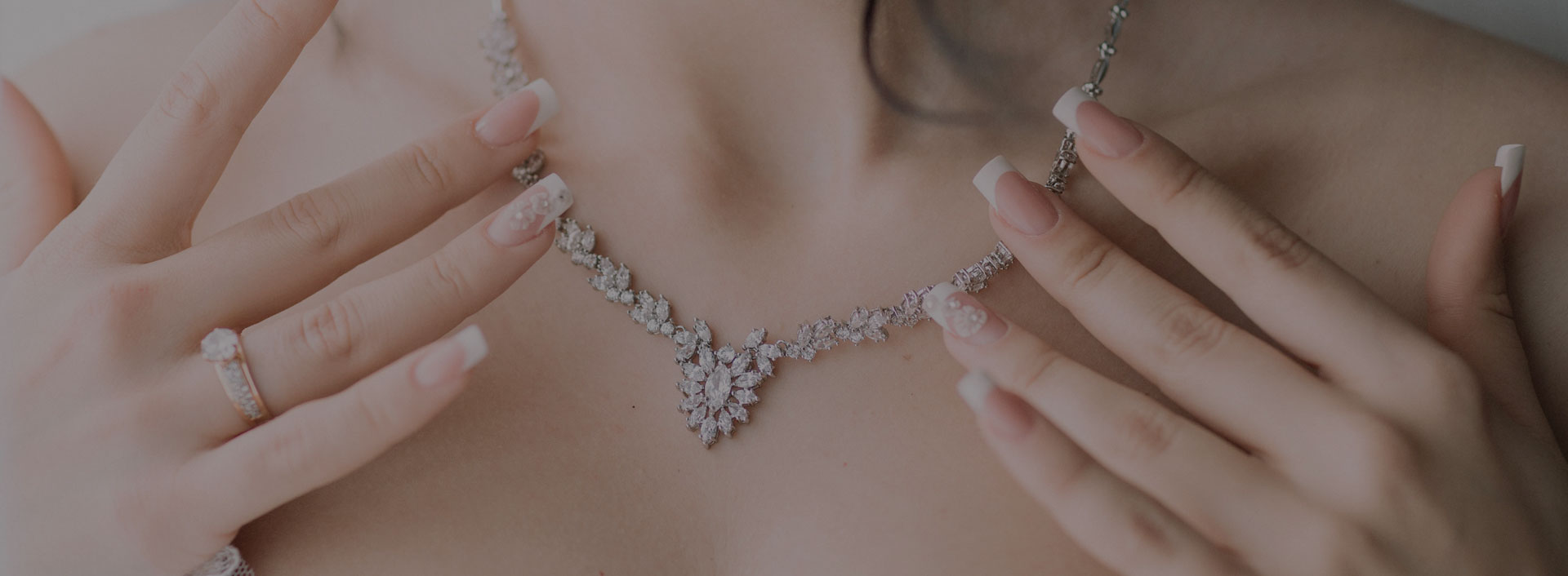 bijoux de mariage aux styles uniques